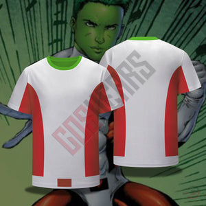 Titan Collection : Beast Boy T-Shirt
