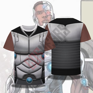 Titan Collection : Cyborg T-Shirt