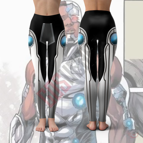Titan Collection : Cyborg Leggings