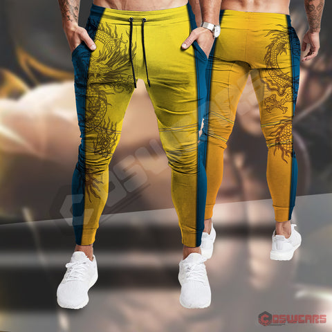 Tekken : Marshall Law Inspired Joggers