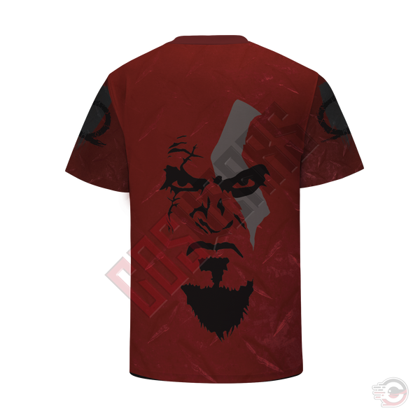 God Of War : Trash Polka T-Shirt