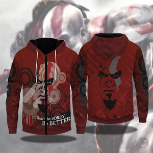 Spiderman : Trash Polka Zipped Hoodie