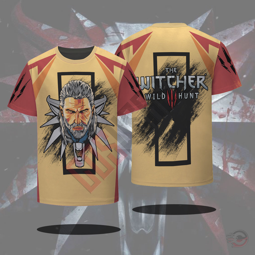 The Witcher Trash Polka T-Shirt