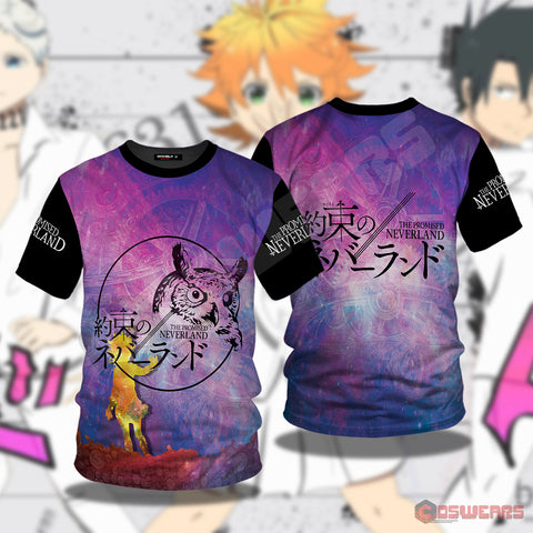 The Promised Neverland : Neverland Inspired T-Shirt