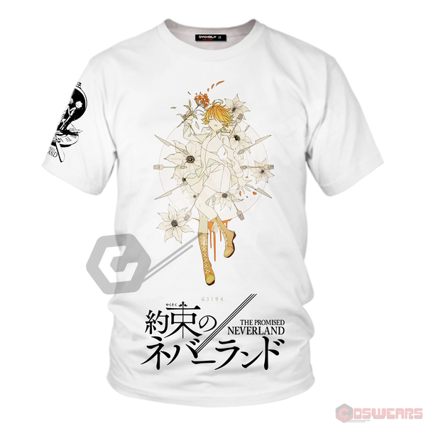 The Promised Neverland Inspired T-Shirt