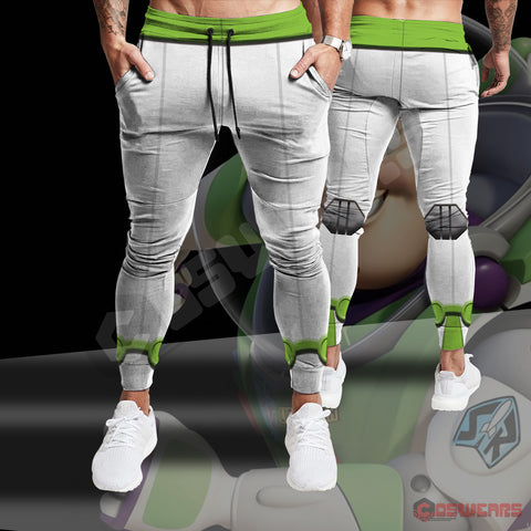 Toy Story : Buzz Inspired Joggers