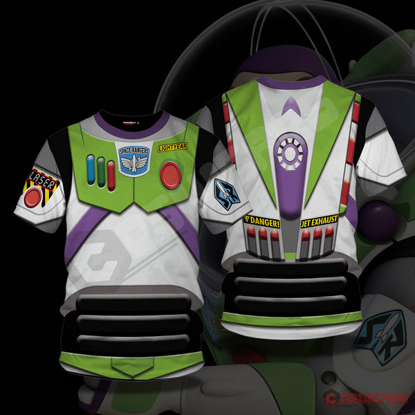 Toy Story : Buzz Inspired T-Shirt