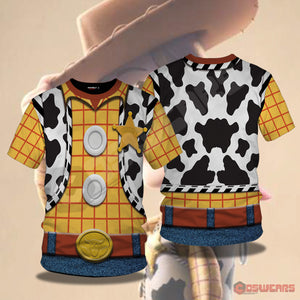 Toy Story : Woody Inspired T-Shirt