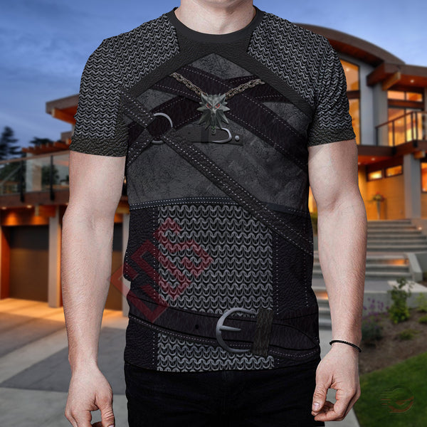 The Witcher : Geralt of Rivia T-Shirt