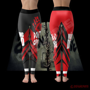 The Walking Dead : Dead Inside Leggings