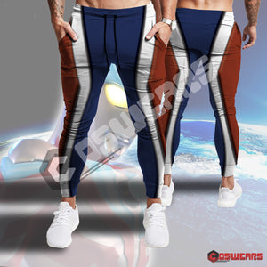 Ultraman Blue Inspired Joggers