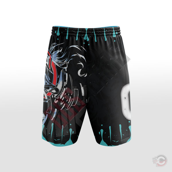 Vocaloid : Hatsune Miku Beach Shorts
