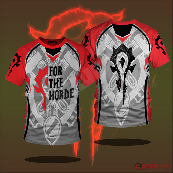 Warcraft : For The Horde T-Shirt
