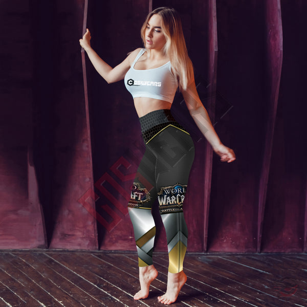 Warcraft Battle For Azeroth Leggings