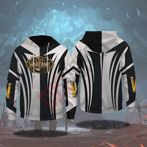 World Of Warcraft Anniversary Pullover Hoodie
