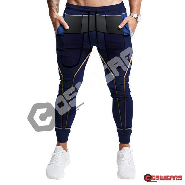 X-Men Cyclops Inspired Jogger