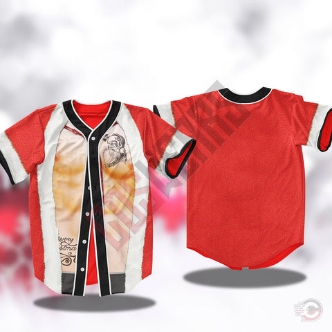 Christmas  : Sexy Holiday Skin Jersey Shirt