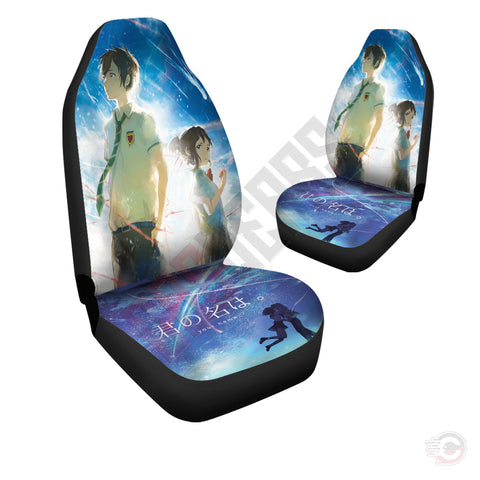 Your Name : Kimi No Namae Car Seat Cover