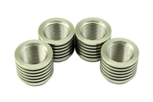 Load image into Gallery viewer, Stainless Tall Manifold Bung - 4 Pack
