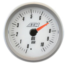 Load image into Gallery viewer, Analog Oil Metric Pressure Gauge. 0~10.2Bar