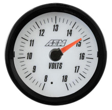 Load image into Gallery viewer, Analog Volts Gauge. 8~18V