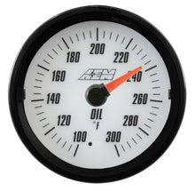 Load image into Gallery viewer, Analog Oil/Transmission/Water Temperature SAE Gauge. 100~300F