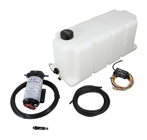 50-State Legal Water Injection Kit for Turbo Diesel Engines with 5 Gallon Tank