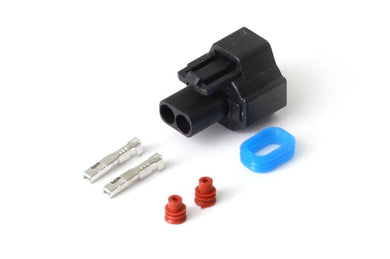 Plug and Pins Only - ID/Bosch 2000 Denso Oval Type Injectors