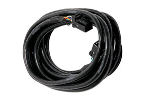 "Haltech CAN Cable 8 pin Black Tyco to 8 pin Black Tyco LENGTH: 150mm (6"")"
