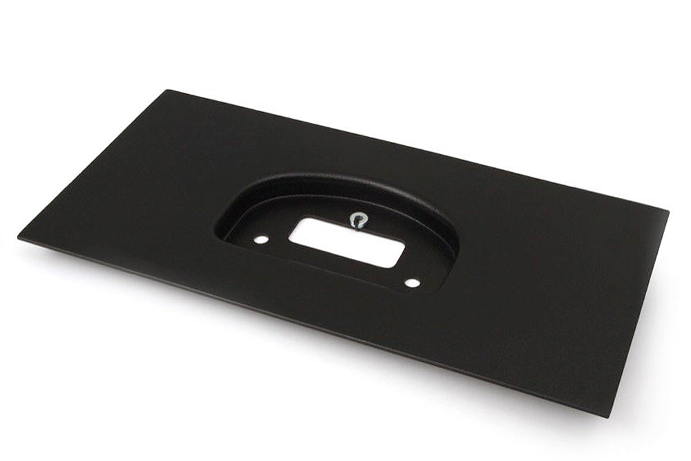 IQ3 Dash Moulded Panel Mount Textured Black SIZE: 500mm x 250mm (20