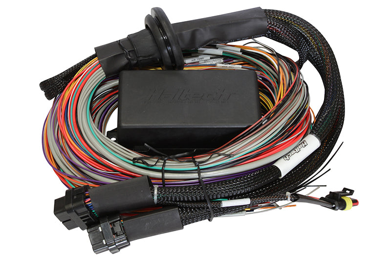 Elite 1500 Premium Universal Wire-in Harness LENGTH: 2.5m (8')