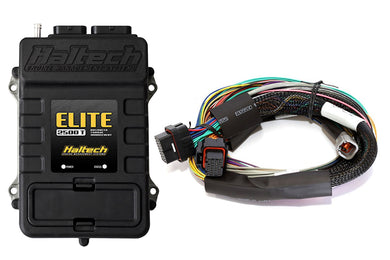 Elite 2500 T + Basic Universal Wire-in Harness Kit LENGTH: 2.5m (8')