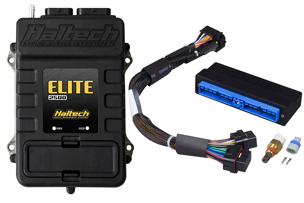 Elite 2500 + Nissan Patrol Y60 & Y61 (TB45) Plug 'n' Play Adaptor Harness Kit