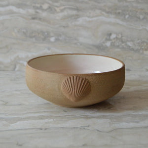 MYS Shell Soup Bowl