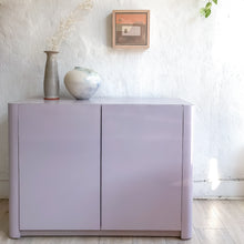 Load image into Gallery viewer, Mauve Laminate Console
