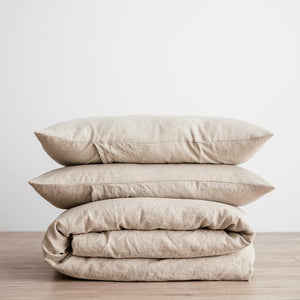 Cultiver Duvet Set - Natural