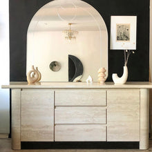 Load image into Gallery viewer, Travertine Credenza