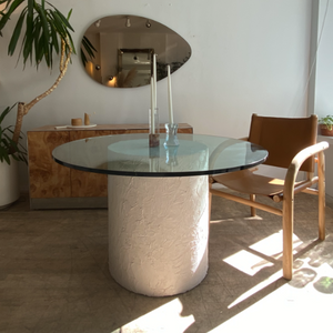 """At Home"" Moon Dining Table"