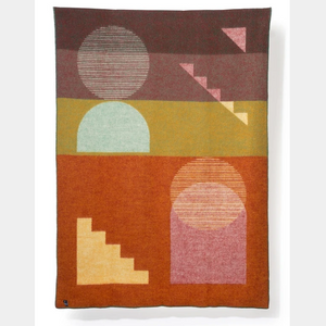 FRAMEWORK Wool Blanket by Yanyi Ha