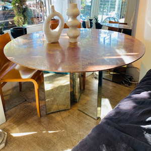 Jupiter Round Dining Table