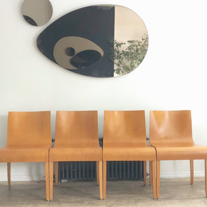Bentwood Scandinavian Chairs