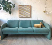 Load image into Gallery viewer, Cyan Surf Sofa