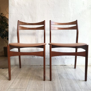 Danish Teak Chair