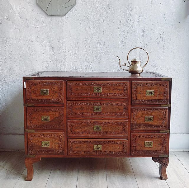 Balinese Chest of Drawers