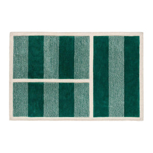 Grass Court Rug by PIECES by an Aesthetic Pursuit