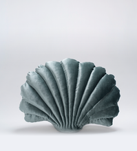 Load image into Gallery viewer, Shell Pillow in Velvet - Large