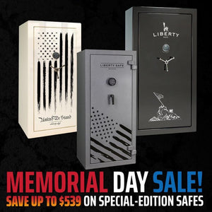 Liberty Memorial Day Sale
