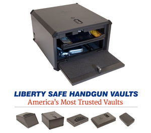 Liberty Handgun Vaults