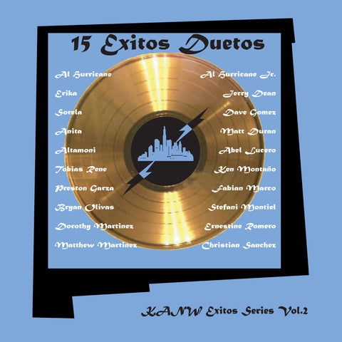 15 Exitos Duetos – KANW Exitos Series Vol. 2
