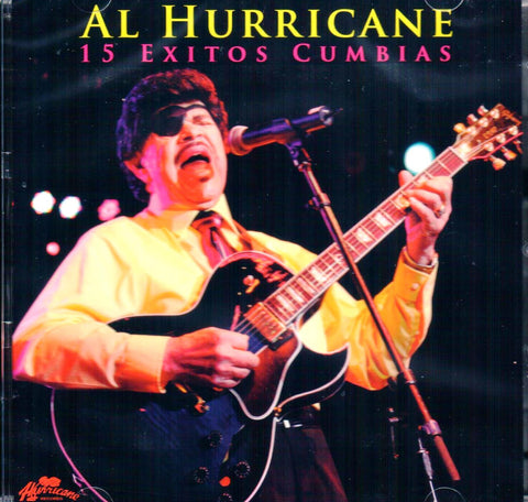 Al Hurricane – 15 Exitos Cumbias